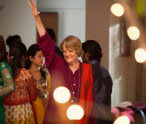 Maggie Smith dans Indian Palace : Suite royale
