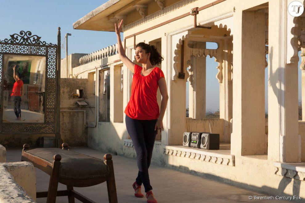 Des chorégraphies bollywoodiennes dans Indian Palace 2