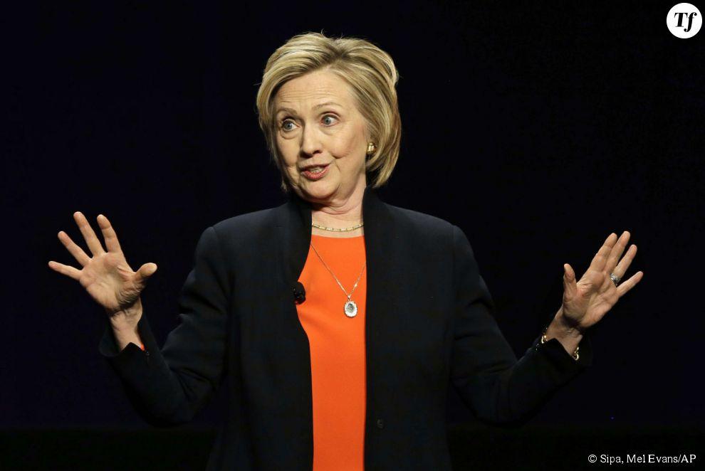 Hillary Clinton est candidate à l'investiture démocrate pour les élections présidentielles américaines de 2016