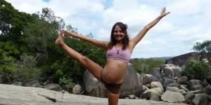 30 fruits par jour et un triathlon : le régime de cette femme enceinte fait polémique