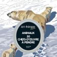 Animaux 30 chefs-d'oeuvre à peindre