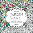Jardin Secret : carnet de coloriage & chasse au trésor anti-stress