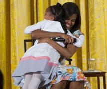 Cette petite fille a fait le plus beau compliment à Michelle Obama sur son âge