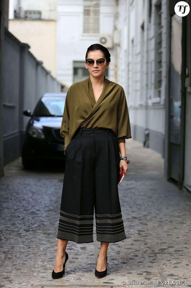 La jupe-culotte, top tendance 2015