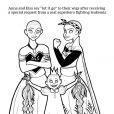 Ana et Elsa s'engagent dans la lutte contre la leucémie