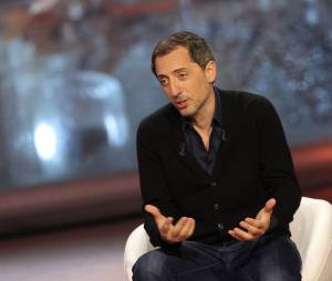 L'humoriste Gad Elmaleh