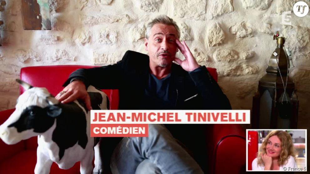 Jean-Michel Tinivelli dans Cà vous sur France 5.
