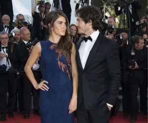Ian Somerhalder : très amoureux de Nikki Reed au festival de Cannes 2015 (photos)