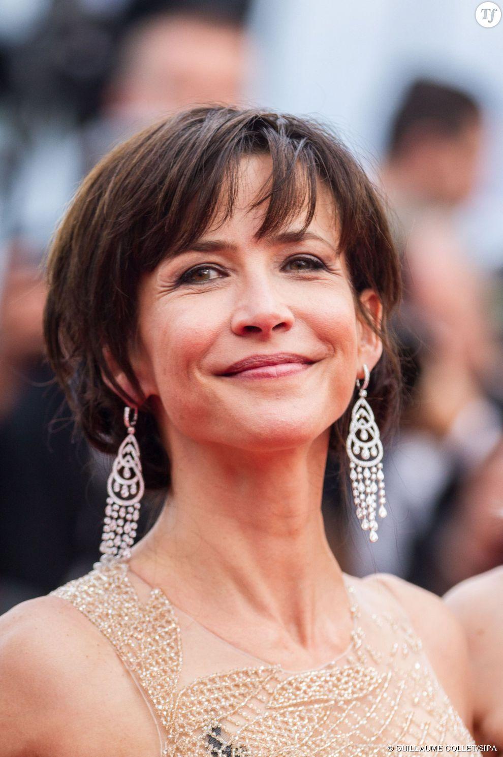 Sophie Marceau à Cannes.