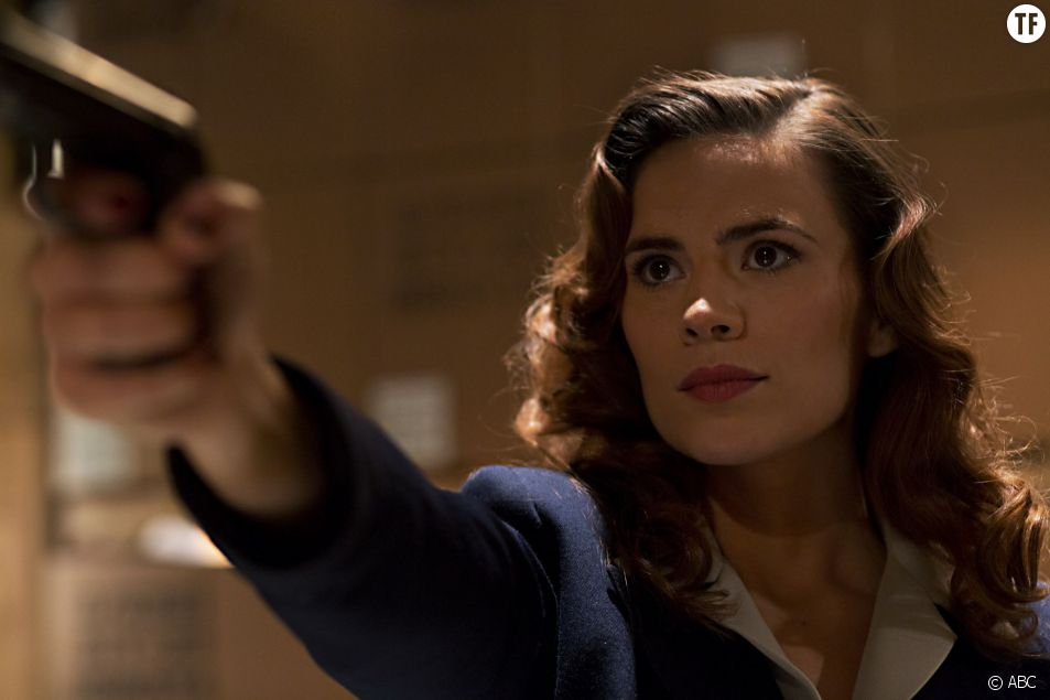 Hayley Atwell, star de la série Marvel's Agent Carter