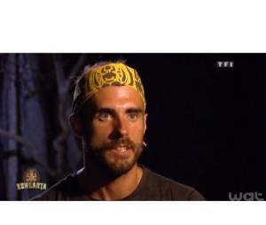 Christophe éliminé de Koh-Lanta 2015
