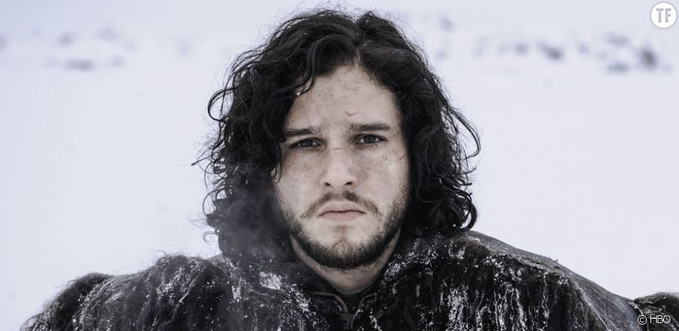 Jon Snow dans la saison 5 de Game of Thrones