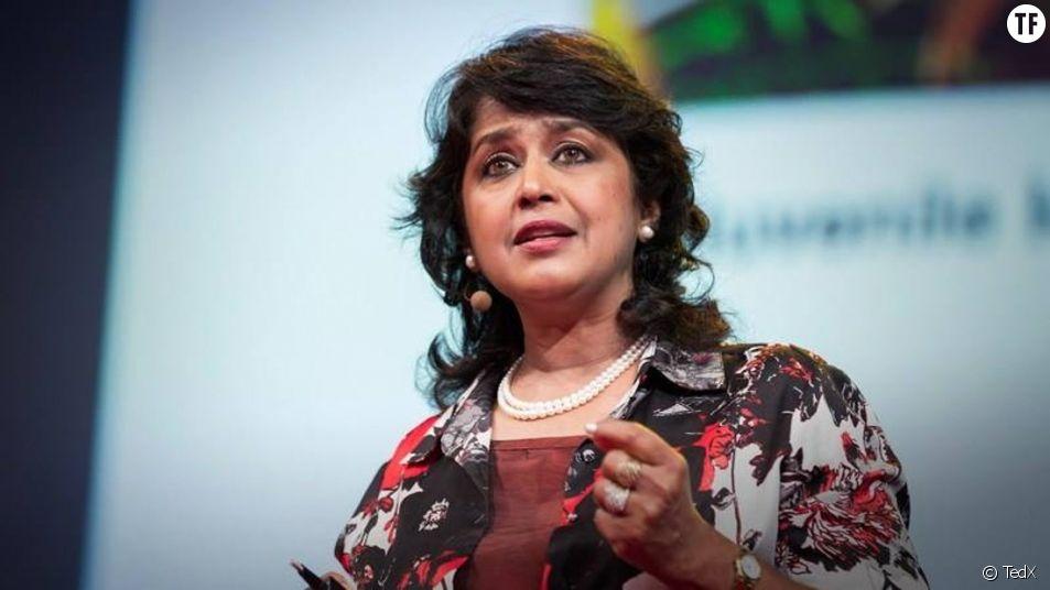 Ameenah Gurib-Fakim, nouvelle présidente de la République de Maurice.