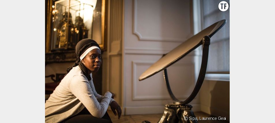 Exposition Space Girls Space Women : Fatoumata Kebe est une astronome franco-malienne