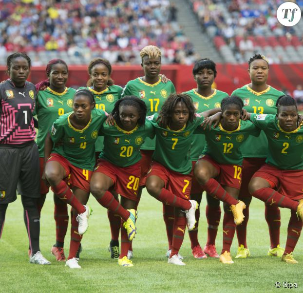 Coupe du monde foot f minin 2015 chine vs cameroun - Football feminin coupe du monde 2015 ...