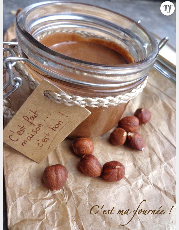 trois recettes pour faire son nutella soi m me et sans huile de palme terrafemina. Black Bedroom Furniture Sets. Home Design Ideas