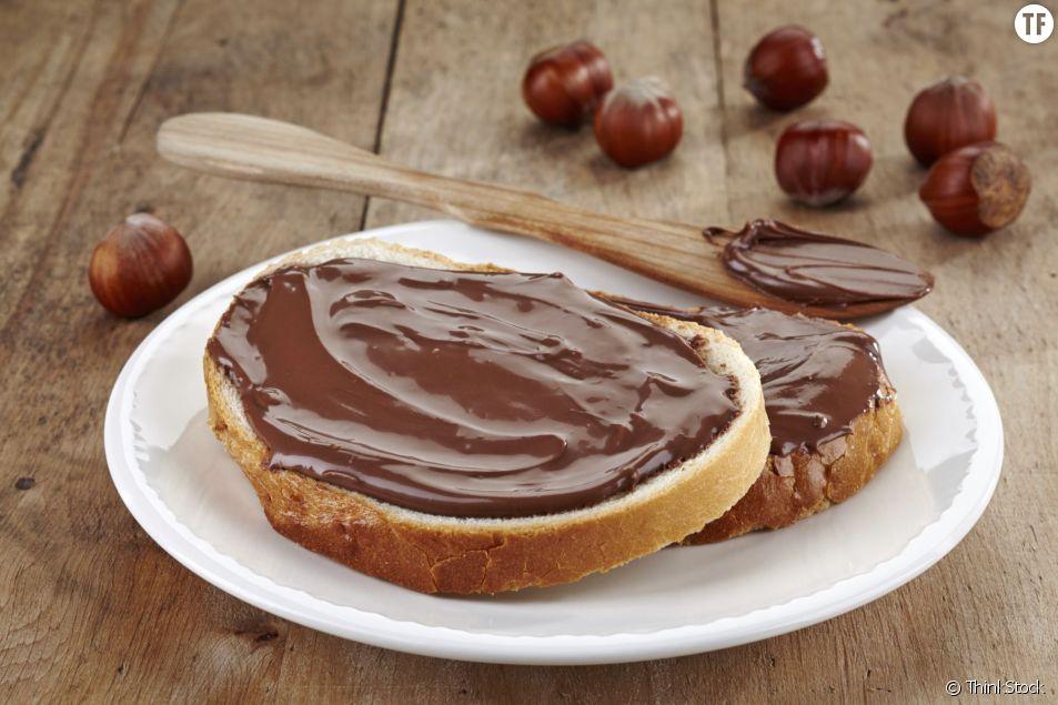 Les recettes de Nutella à faire soi-même