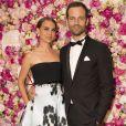 Natalie Portman et Benjamin Millepied à Cannes.