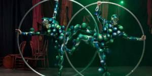 Zarkana : Garou au cirque du soleil – Vidéo