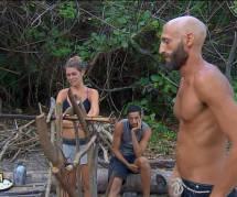 """Koh-Lanta 2015 : Jeff se prend les foudres des internautes en traitant Corinne de """"grosse"""""""