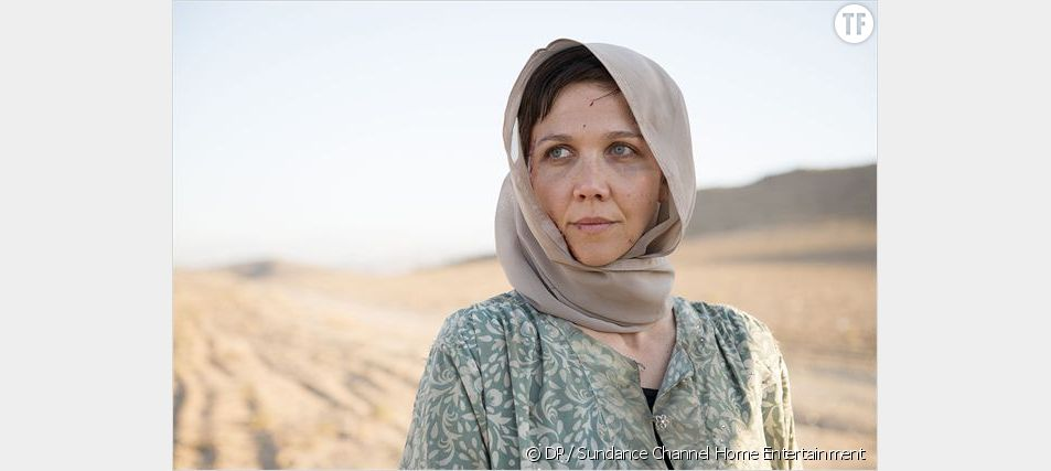 """Maggie Gyllenhaal dans """"The Honourable Woman"""""""