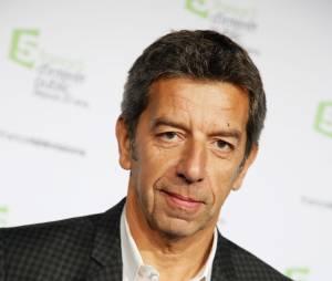 Michel Cymes à la soirée des 20 ans de France 5