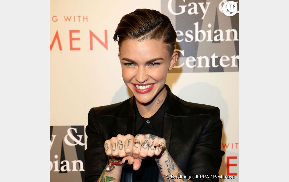 "Ruby Rose, la nouvelle recrue de ""Orange is the new black"""