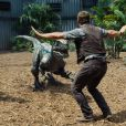 Chris Pratt dans le film Jurassic World