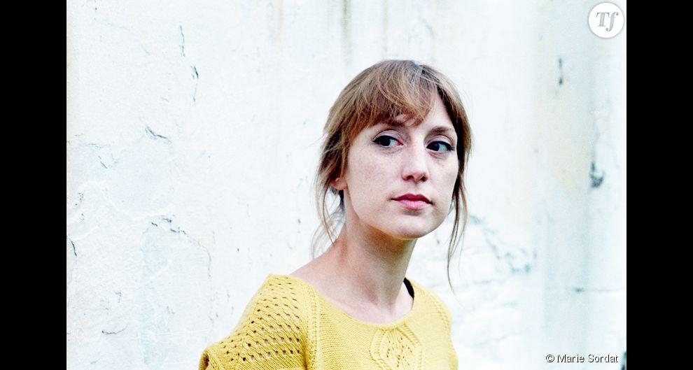 La réalisatrice Vania Leturcq