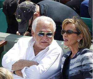 Myriam L'Aouffir et Dominique Strauss-Kahn
