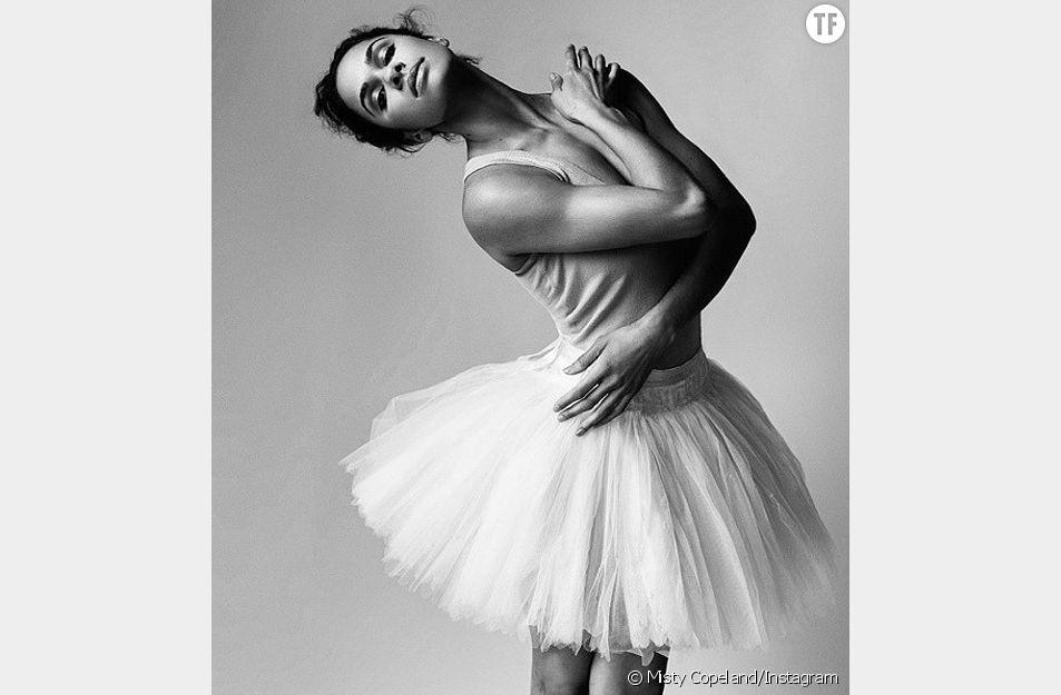Misty Copeland est la première danseuse étoile noire de l'American Ballet Theatre de New York