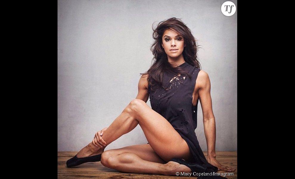 Misty Copeland, une danseuse étoile qui veut servir d'exemple