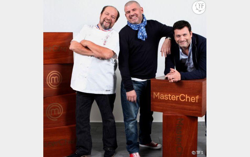 MasterChef 2015 : le jury