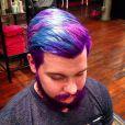 Merman hair : la coloration a connu un boum avec le festival de Coachella