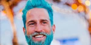Merman hair : quand les hommes se teignent les cheveux façon sirène