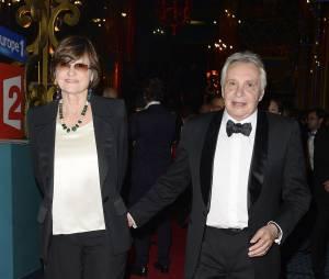 Johnny Hallyday et Michel Sardou ne mène plus le même genre de vie...