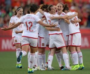 Les Espagnoles bataillent pour avoir leur album Panini des équipes de foot féminin