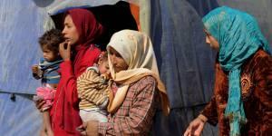 """État islamique : """"La violence sexuelle à l'égard des femmes a atteint des sommets jamais vus"""""""