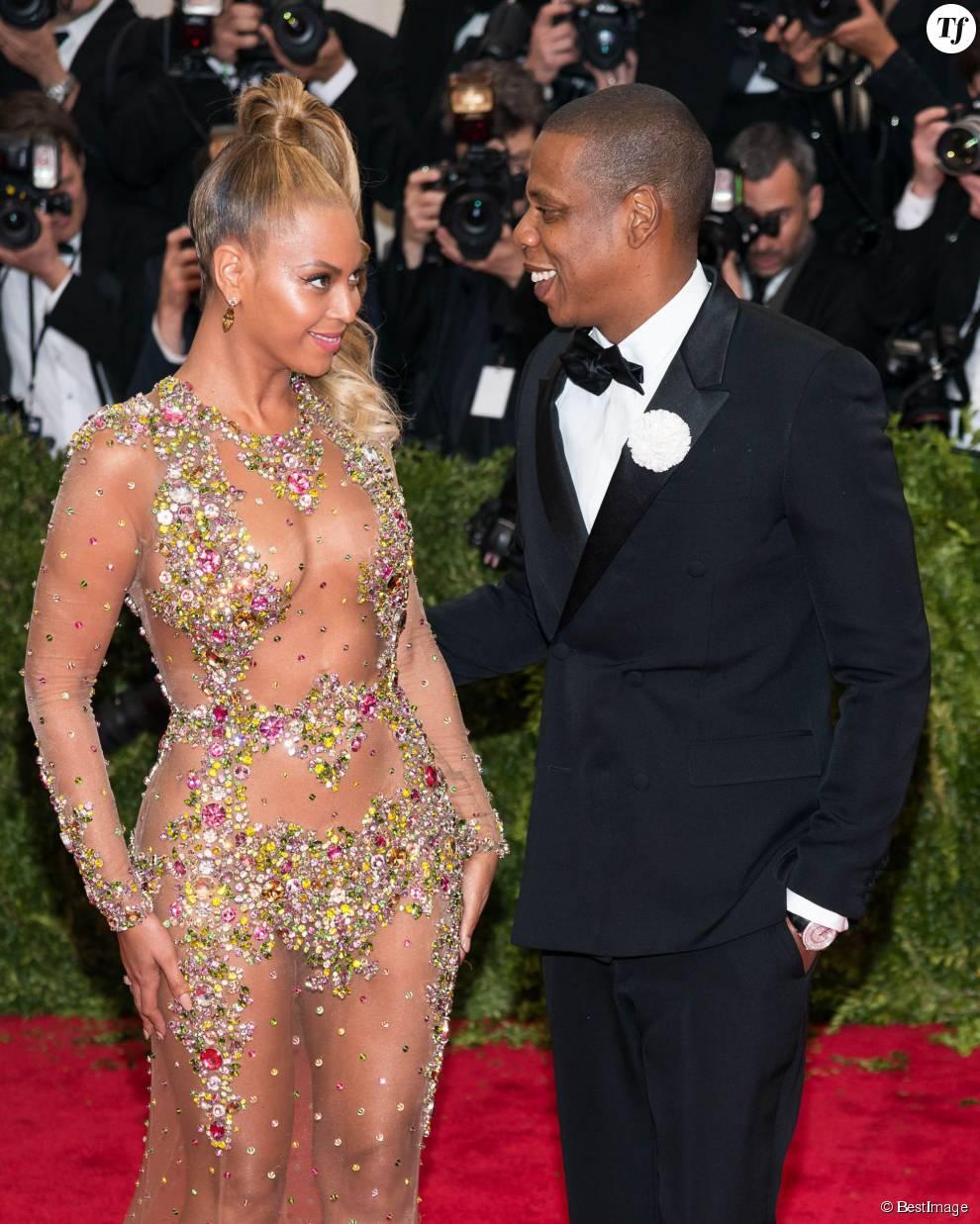 Jay Z et Beyonce