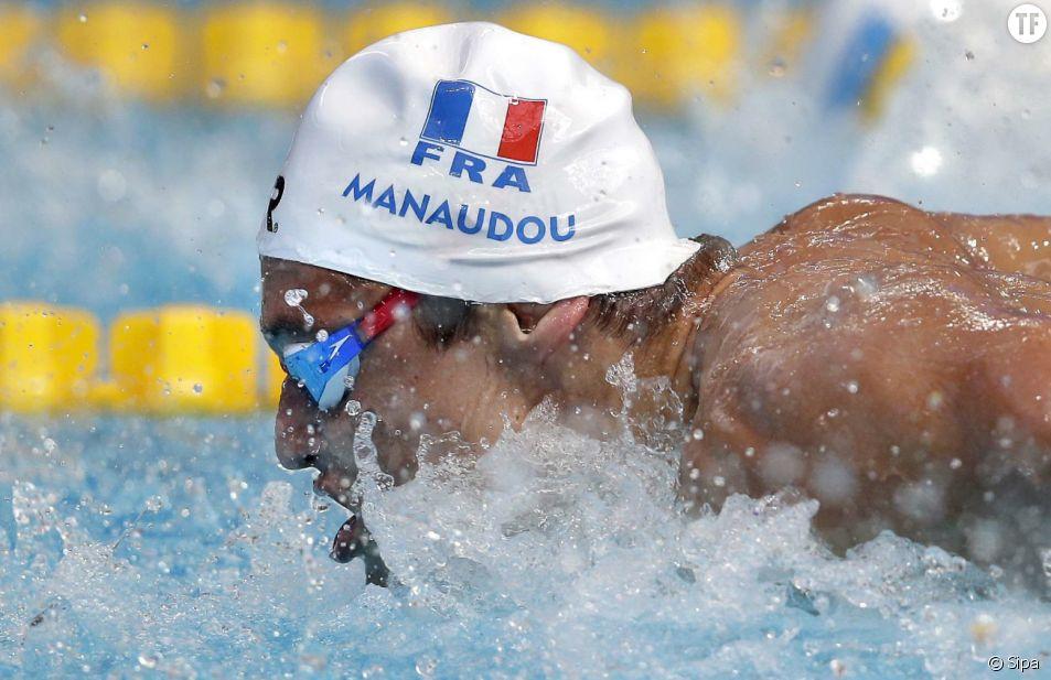 Florent Manaudou en quête d'or sur 50m papillon aux mondiaux de Kazan.
