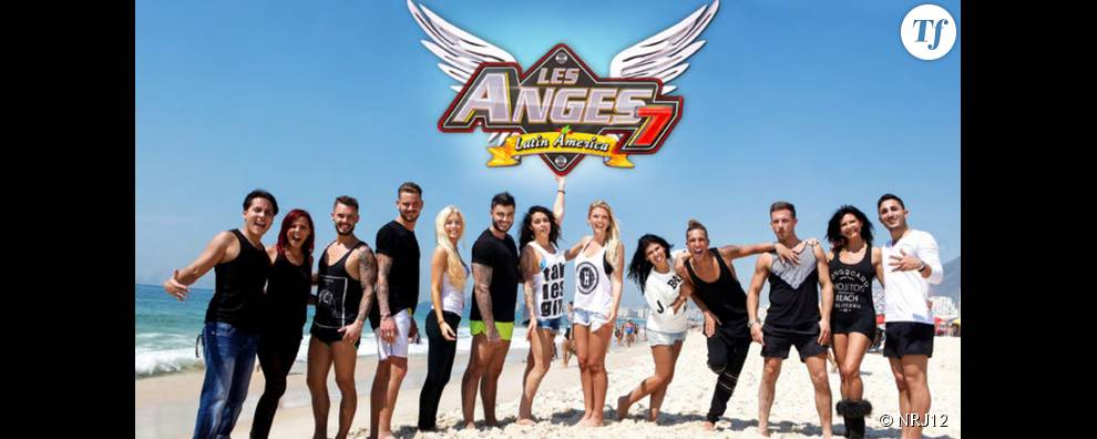 Les Anges del atélé-réalité 7 dans une vidéo exclusive sur la chaîne Youtube de Shanna !