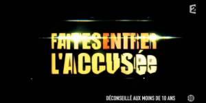 """Faites entrer l'accusé : l'affaire de """"l'empoisonneuse de Maxéville"""" sur France 2 Replay / Pluzz"""