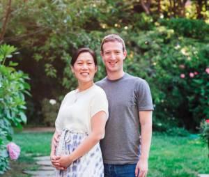 Mark Zuckerberg et son épouse