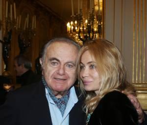 Guy et Emmanuelle Béart en 2012