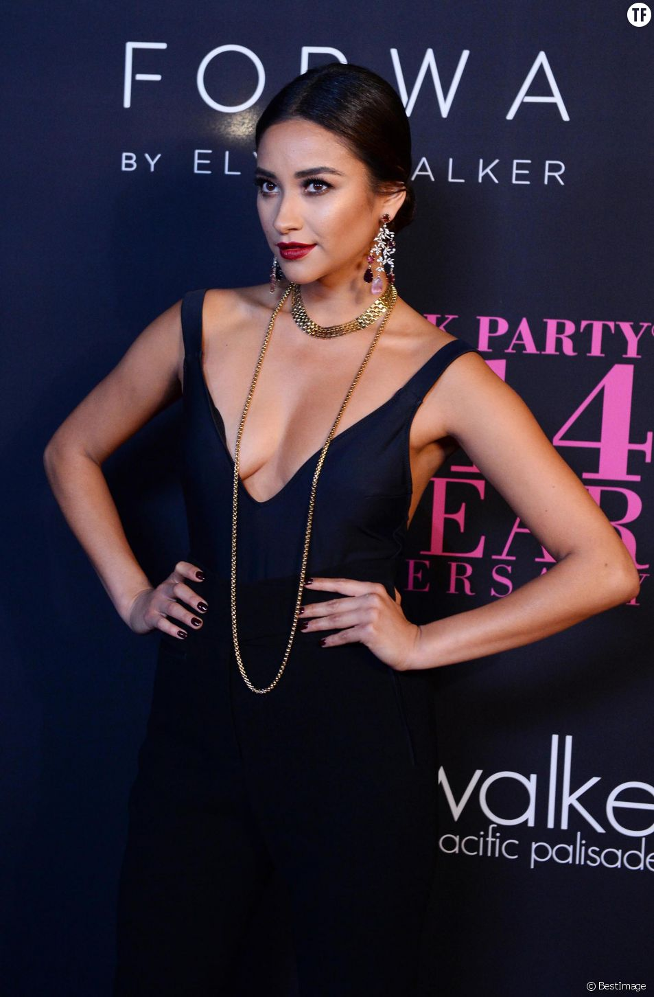 L'actrice de Pretty Little Liars, Shay Mitchell