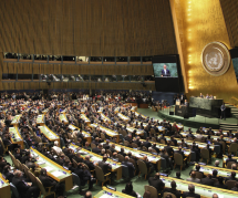 Une femme pour la première fois à la tête de l'ONU ?