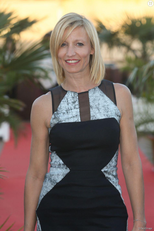 Alexandra Lamy - Arrivées de la cérémonie de clôture du 17ème festival de fiction TV de La Rochelle à l'Espace Encan à La Rochelle le 12 septembre 2015.