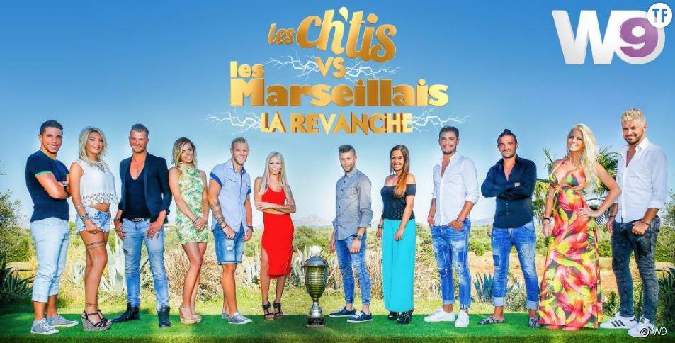 Ch'tis vs Marseillais : la revanche sur W9