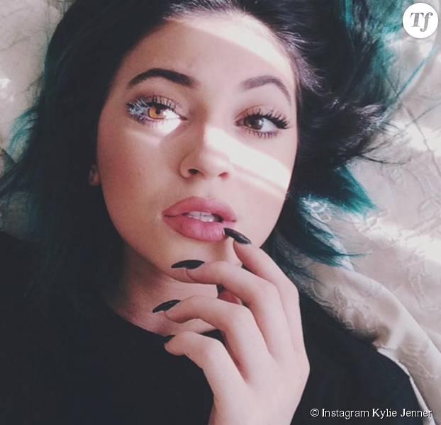 Kylie Jenner est devenue l'une des reines du selfie, comme sa demi-soeur Kim Kardashian