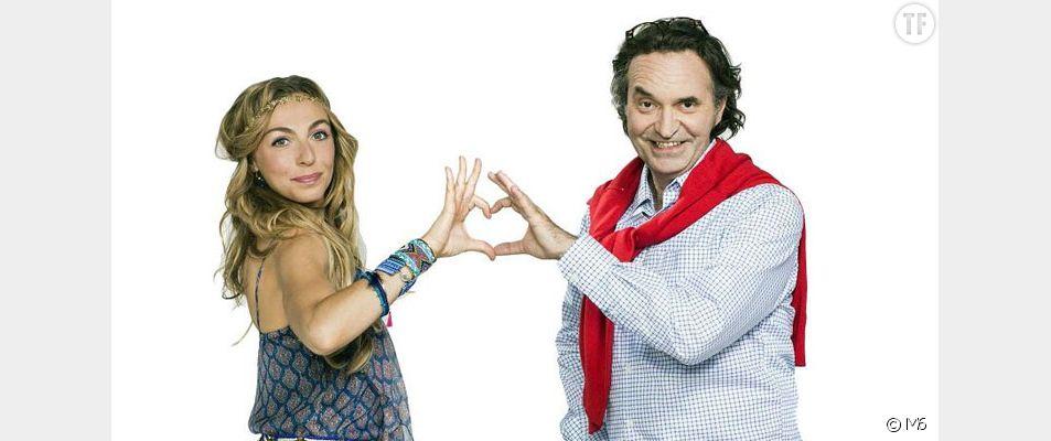 Camille et Philippe, le nouveau couple d'M6